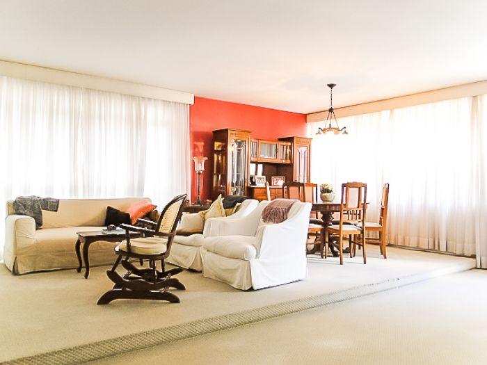 Apartamento Higienópolis 4 dormitorios 6 banheiros 3 vagas na garagem