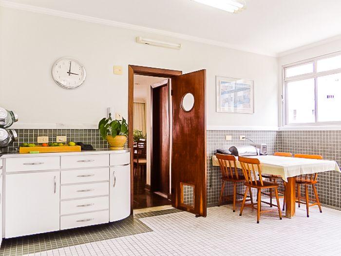 Apartamento, Higienópolis, 4 dormitorios, 4 banheiros, 2 vagas na garagem