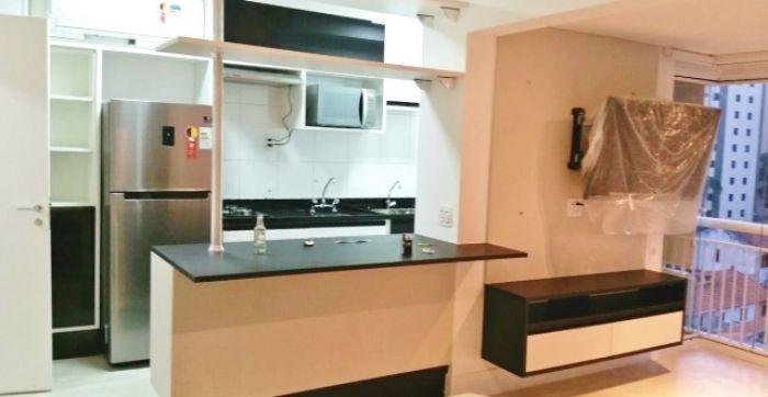 Apartamento Bela Vista 1 dormitorios 1 banheiros 1 vagas na garagem