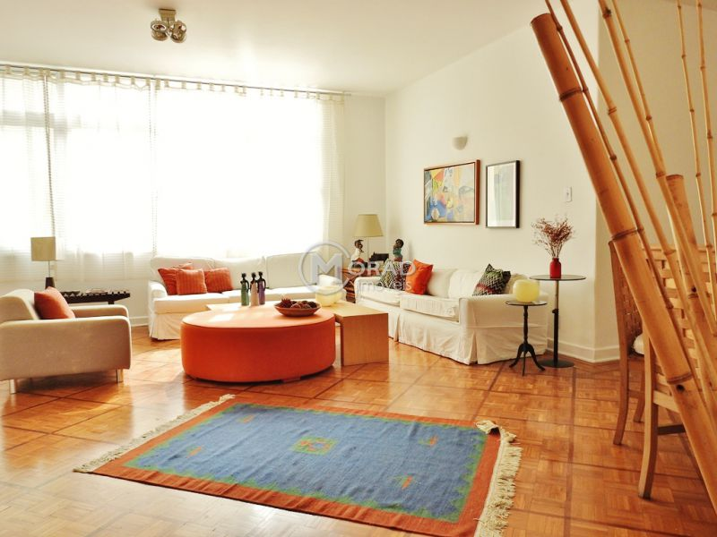 Apartamento, JARDINS, 3 dormitorios, 5 banheiros, 1 vagas na garagem
