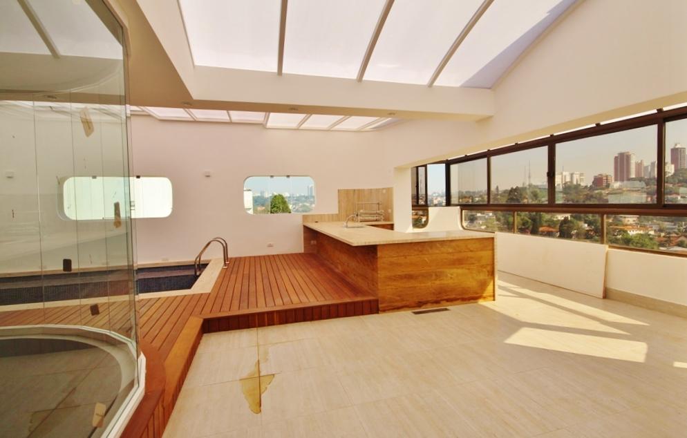 Cobertura Duplex Higienópolis 4 dormitorios 6 banheiros 4 vagas na garagem