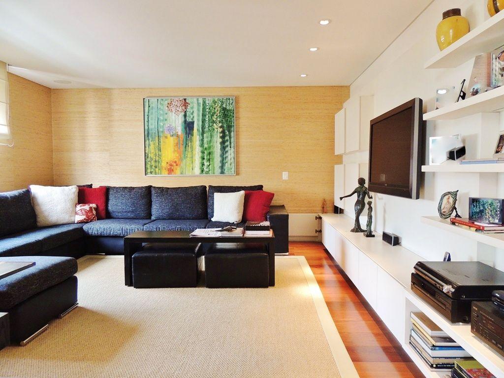 Apartamento, Jardins, 3 dormitorios, 5 banheiros, 2 vagas na garagem