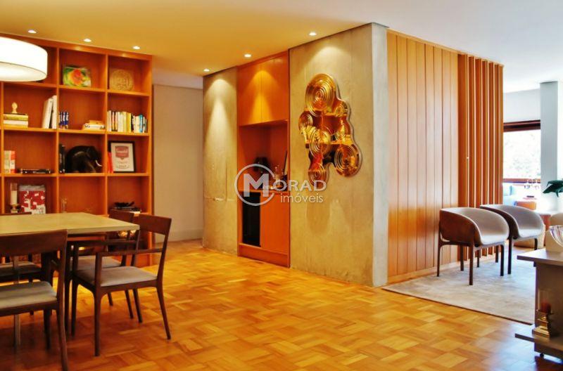 Apartamento JARDINS 3 dormitorios 4 banheiros 1 vagas na garagem