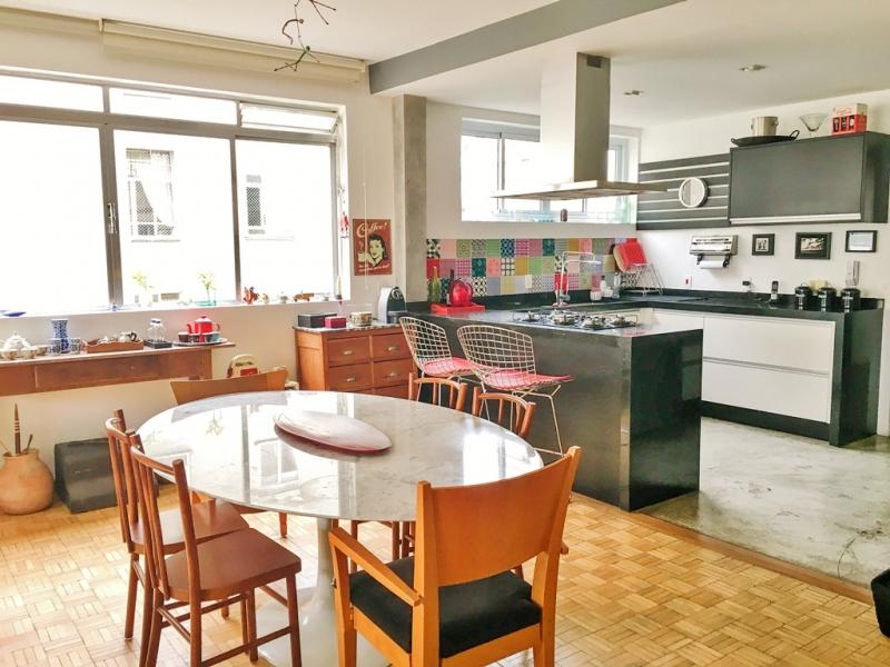 Apartamento, Higienópolis, 3 dormitorios, 4 banheiros, 2 vagas na garagem