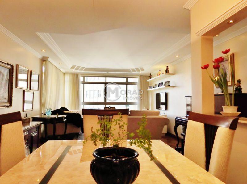 Apartamento, Paraíso, 3 dormitorios, 3 banheiros, 2 vagas na garagem