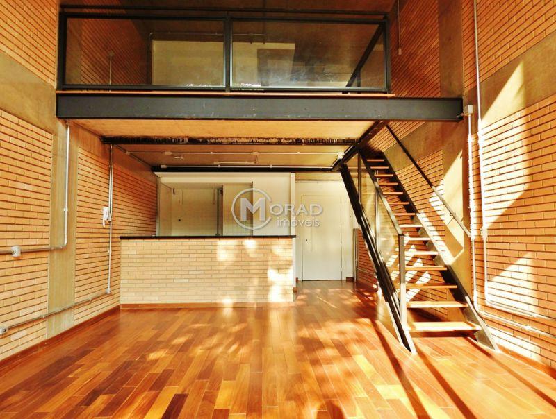Cobertura Duplex VILA MADALENA 1 dormitorios 2 banheiros 2 vagas na garagem