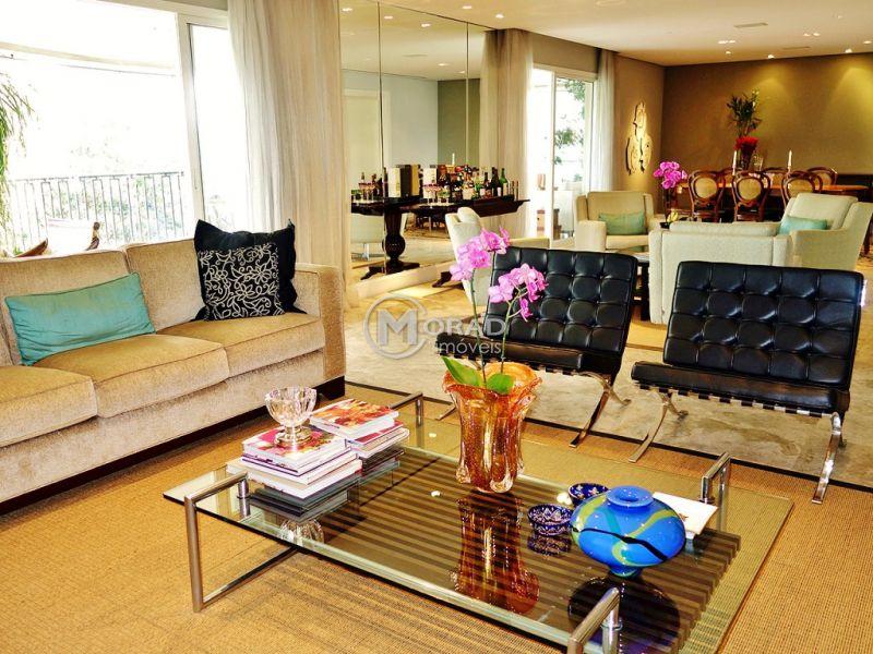 Apartamento, VILA NOVA CONCEIÇÃO, 4 dormitorios, 5 banheiros, 5 vagas na garagem