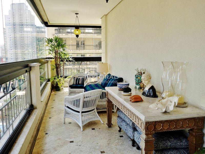 Apartamento VILA NOVA CONCEIÇÃO 4 dormitorios 5 banheiros 5 vagas na garagem