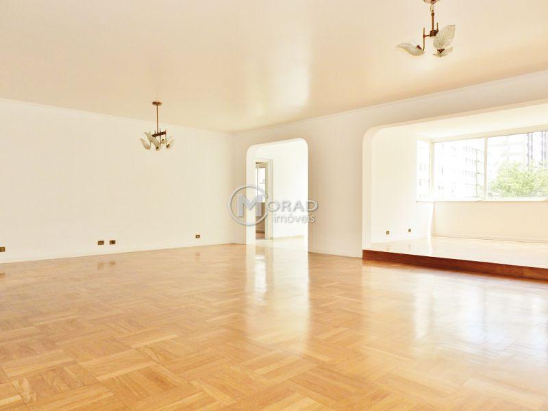 Apartamento, JARDINS, 4 dormitorios, 5 banheiros, 2 vagas na garagem