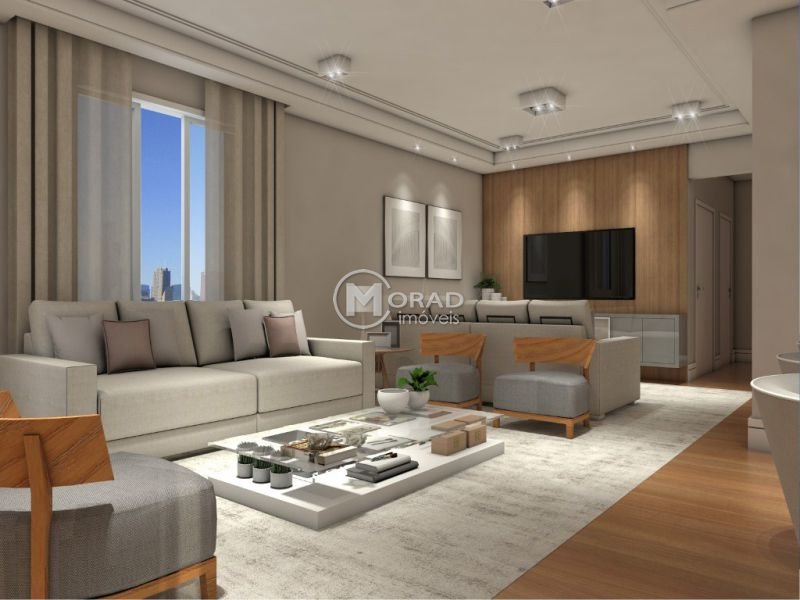 Apartamento JARDINS 3 dormitorios 4 banheiros 2 vagas na garagem