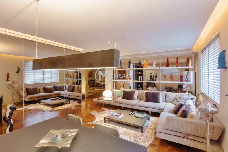 Apartamento aluguel JARDINS - Referência APB-MJD13510