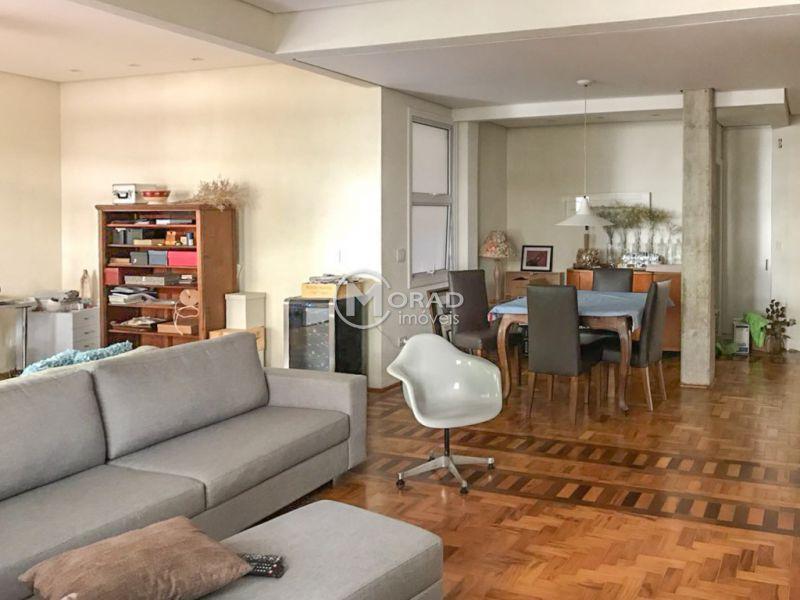Apartamento HIGIENÓPOLIS 3 dormitorios 3 banheiros 0 vagas na garagem