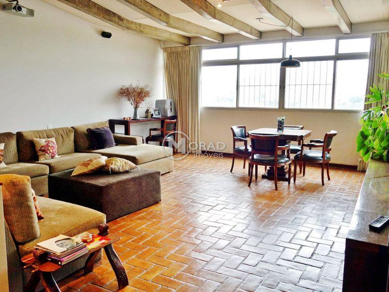 Cobertura Duplex PINHEIROS 3 dormitorios 4 banheiros 2 vagas na garagem