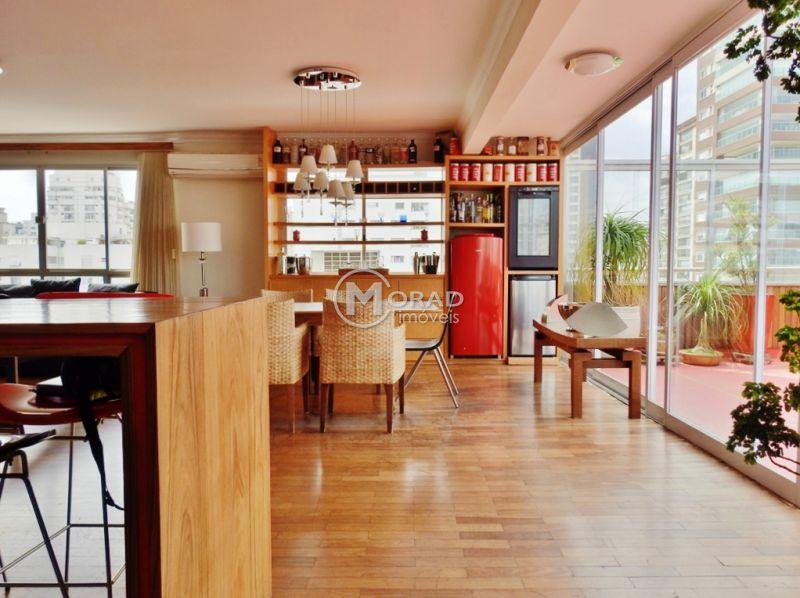 Apartamento, PARAÍSO, 4 dormitorios, 5 banheiros, 2 vagas na garagem