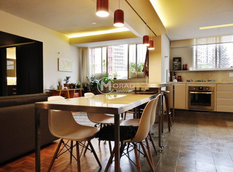 Apartamento, PARAÍSO, 2 dormitorios, 2 banheiros, 1 vagas na garagem