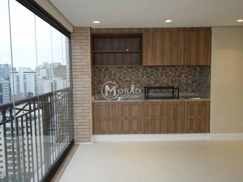 Apartamento VILA NOVA CONCEIÇÃO 3 dormitorios 4 banheiros 4 vagas na garagem