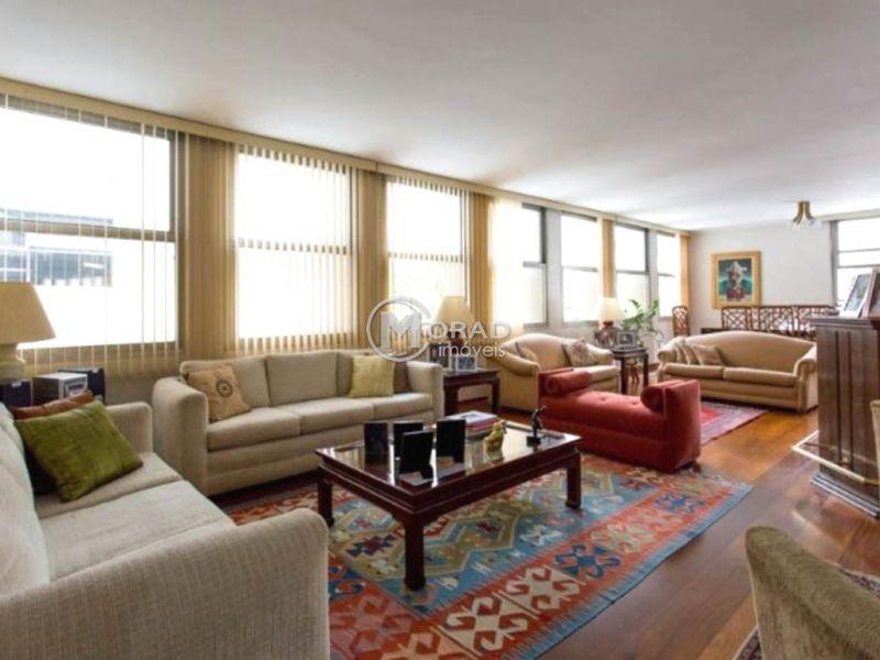 Apartamento JARDINS 4 dormitorios 3 banheiros 2 vagas na garagem