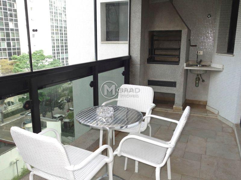 Apartamento VILA NOVA CONCEIÇÃO 4 dormitorios 4 banheiros 4 vagas na garagem