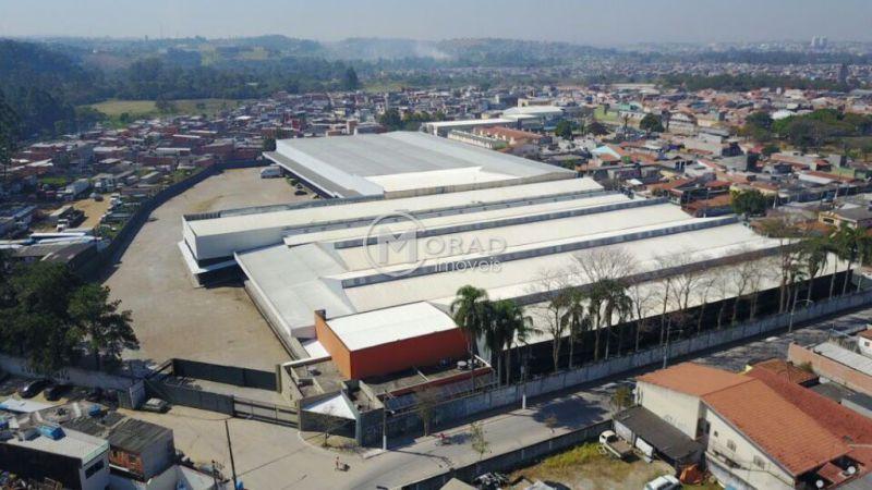 Galpão venda Jardim Helena - Referência MZLC13824