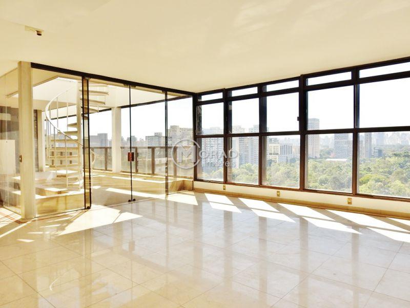 Cobertura Duplex JARDIM EUROPA  3 dormitorios 4 banheiros 3 vagas na garagem