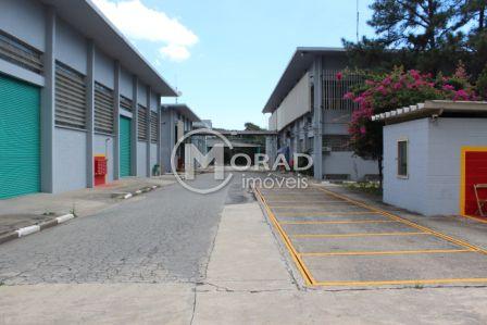Galpão aluguel Jordanópolis - Referência MZS13837