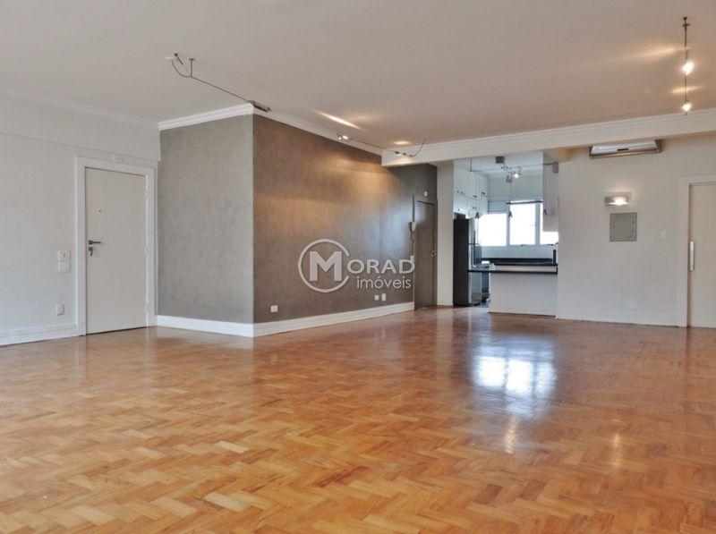 Apartamento, Jardim Paulista, 3 dormitorios, 2 banheiros, 1 vagas na garagem
