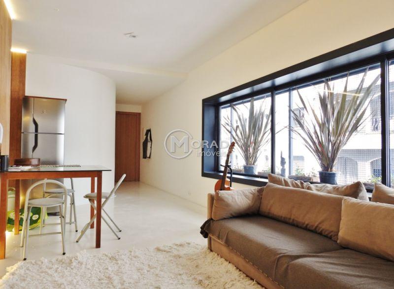Apartamento, Jardim Paulista, 2 dormitorios, 1 banheiros, 1 vagas na garagem