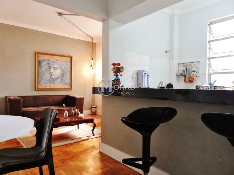 Apartamento Jardim Paulista 2 dormitorios 1 banheiros 1 vagas na garagem