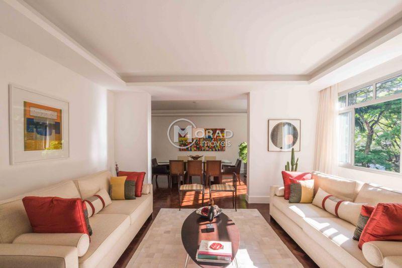 Apartamento HIGIENÓPOLIS 4 dormitorios 3 banheiros 2 vagas na garagem