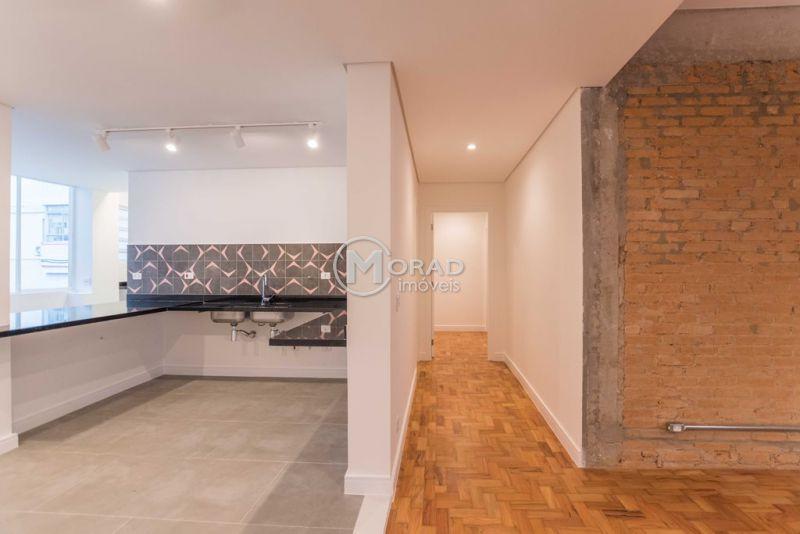 Apartamento, HIGIENÓPOLIS, 3 dormitorios, 3 banheiros, 1 vagas na garagem