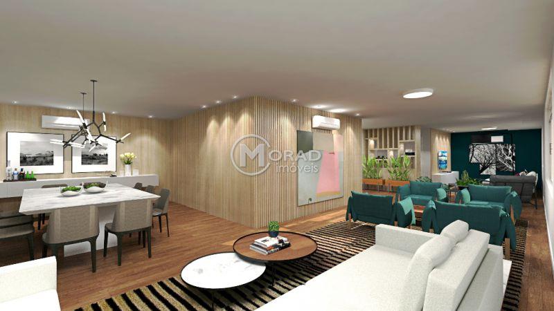 Apartamento HIGIENÓPOLIS 3 dormitorios 3 banheiros 3 vagas na garagem