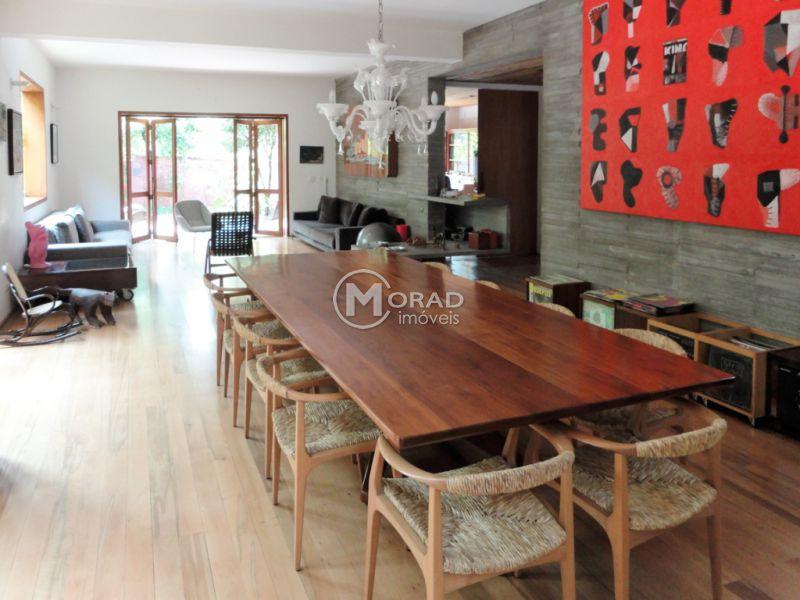 Casa Padrão aluguel Pacaembu - Referência APB-MHL14050