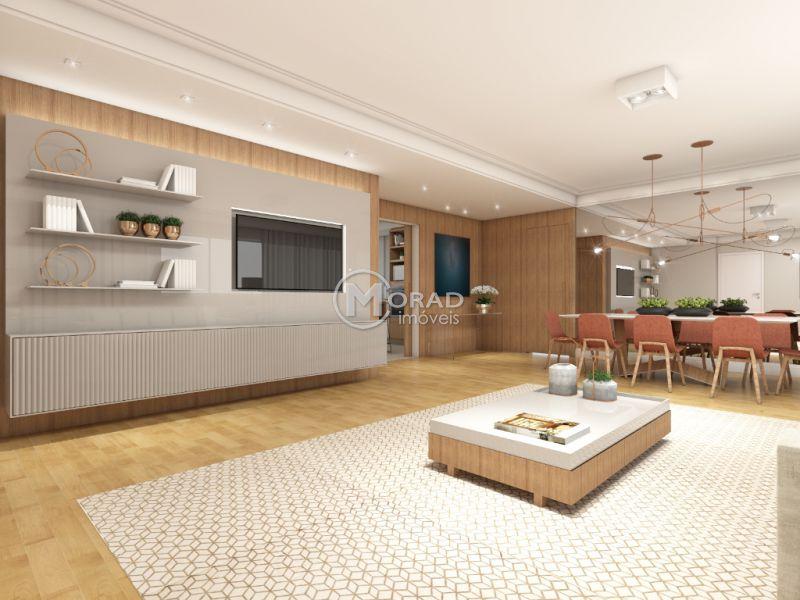 Apartamento, Jardim Paulista, 3 dormitorios,  banheiros, 1 vagas na garagem