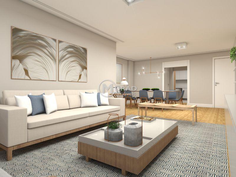 Apartamento, Jardim Paulista, 3 dormitorios, 4 banheiros, 1 vagas na garagem