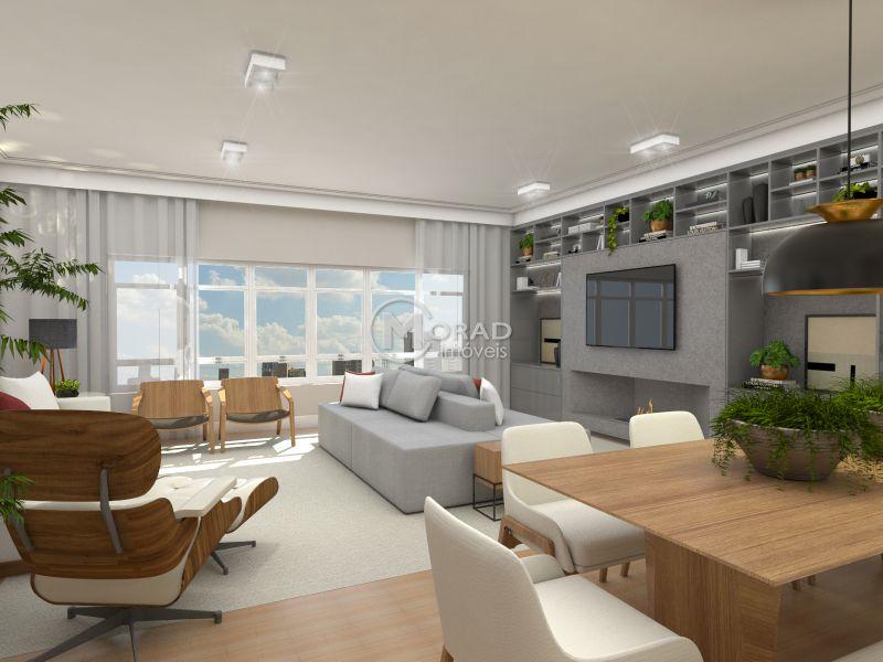 Apartamento, Jardim Paulista, 4 dormitorios, 5 banheiros, 2 vagas na garagem