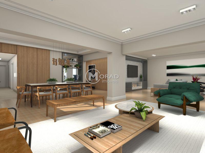 Apartamento, Cerqueira César, 4 dormitorios, 4 banheiros, 2 vagas na garagem