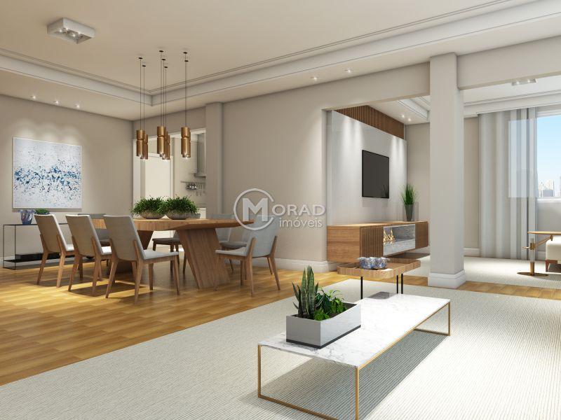 Apartamento Cerqueira César 4 dormitorios 5 banheiros 2 vagas na garagem