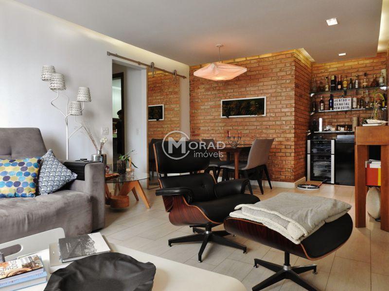 Apartamento, Jardim Paulista, 3 dormitorios, 3 banheiros, 1 vagas na garagem