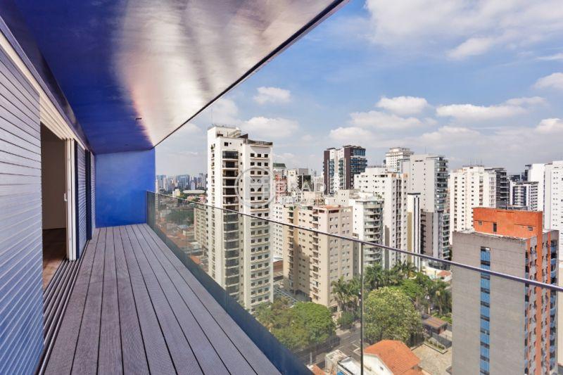 Apartamento, Vila Olímpia, 1 dormitorios, 2 banheiros, 2 vagas na garagem