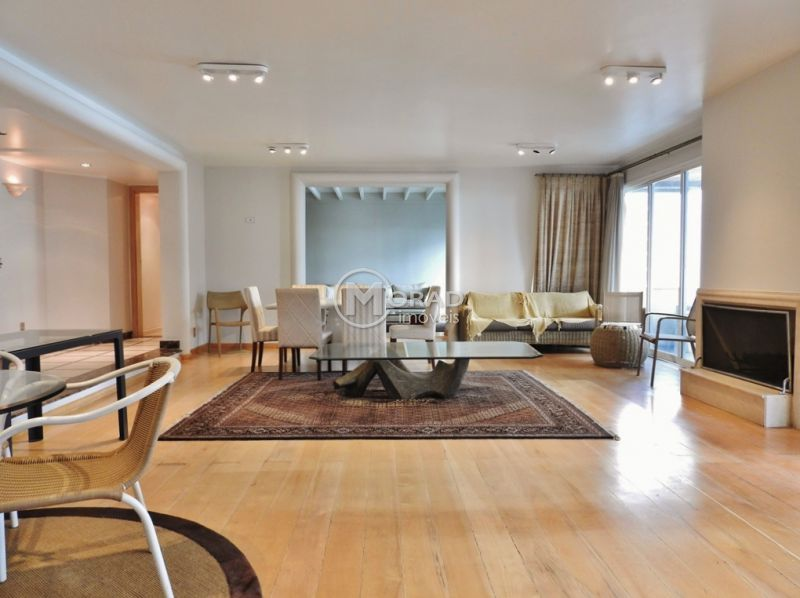Apartamento, JARDIM AMÉRICA, 4 dormitorios, 5 banheiros, 4 vagas na garagem