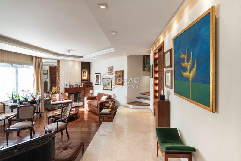 Apartamento, JARDIM AMÉRICA, 4 dormitorios,  banheiros, 4 vagas na garagem