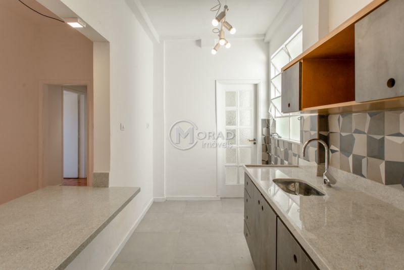 Apartamento Cerqueira César 2 dormitorios 2 banheiros 0 vagas na garagem