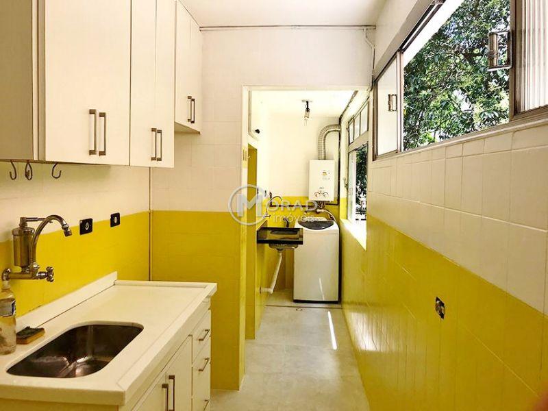 Apartamento venda PINHEIROS - Referência APB-MPI14252