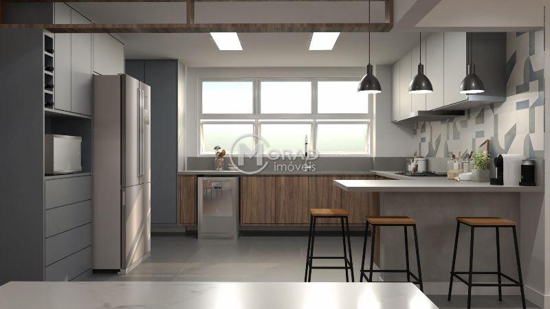 Apartamento venda HIGIENÓPOLIS - Referência APB-MH14262